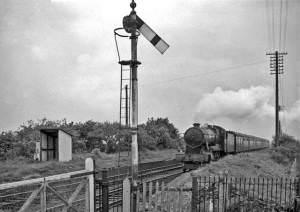Site of Balderton Station