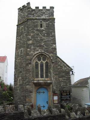 St Just Chapel of Ease, Gorran Haven
