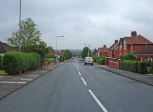 Gladstone Street, Winsford