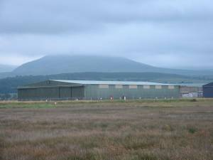 Disused Hangar