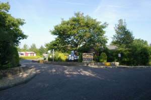 Oakdown Caravan Site