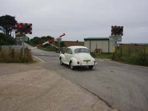Gwinear Road level crossing