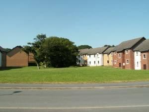 University flats, Aberystwyth
