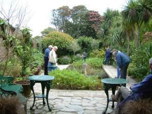The Lost Gardens of Heligan - Italian Garden