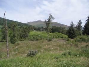 Land behind Balquhidder Station