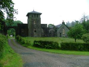 Old Stable Block, Torosay Castle