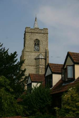 Bardwell Church