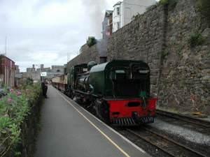 Caernarfon Station