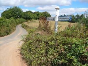 Nutcombe Cross