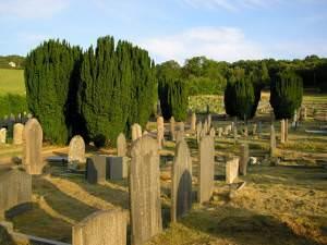 Cemetery in Dolgellau