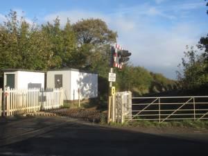 Site of Balderton Station 2010