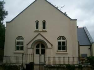 Zoar Congregational Chapel, Carew Newton