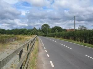 Approaching Balderton