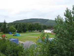 Auchnahillin Campsite