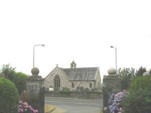 Eglwys Llanddwywe