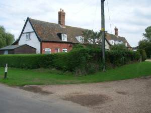 Cottages at Middle Harling