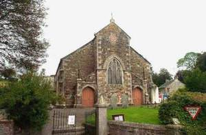 Altarnun, Cornwall, The wesleyan Chapel