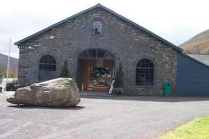 Meirion Mill shop