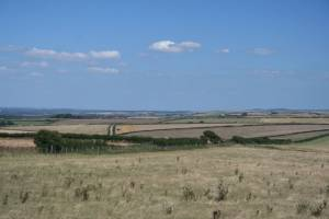White Horse Hill - Along the Ridgeway