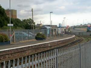 Milford Haven Station