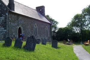 St Marcellus Church, Martletwy, Pembrokeshire