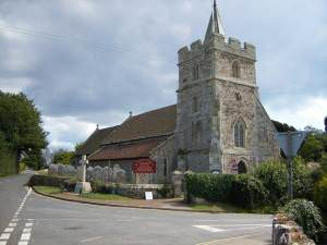 St Mary the virgin church, Brighstone