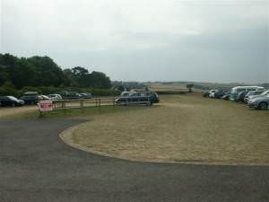 Sidmouth Road Park and Ride, Lyme Regis