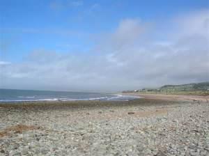 Llandanwg bay