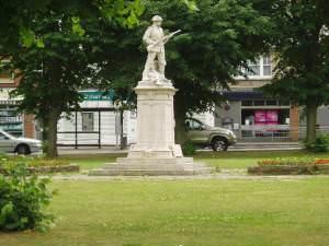 Warlingham - war memorial