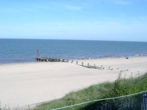 Hopton Beach