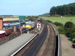Weybourne Railway Station, North Norfolk Railway