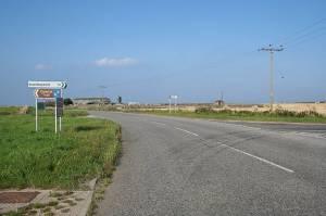 Inverboyndie crossroads
