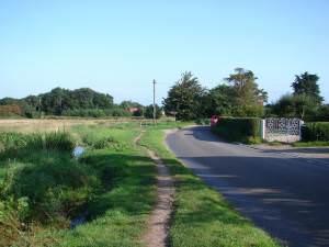 Sandy Lane, West Runton