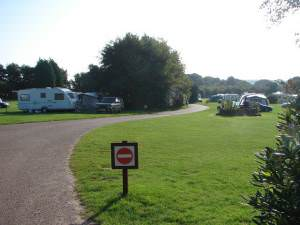 West Runton Camping and Caravanning Club Site