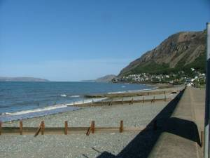 The Beach, Llanfairfechan