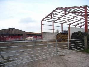 Barn at Keymount Farm, Blackford