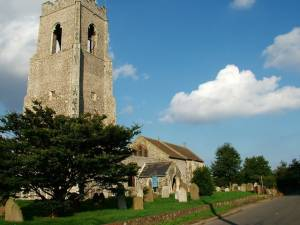 St Bartholomews Church, Corton