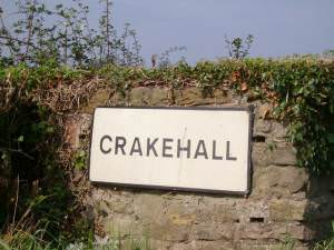 Great/Little Crakehall Village Sign