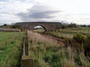 Railway Bridge near Meikle Kildrummie
