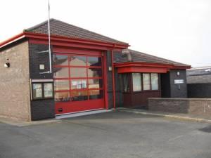 Gretna Fire Station