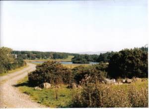 Track at Loch Heron