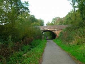 Horebeech Lane Bridge