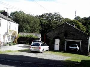 Old Bobbin Mill