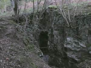 Ogof Ffynon Ddu Cave Entrance