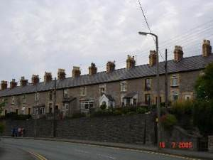 Cottages at Abergele