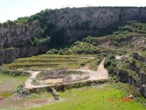 Llanddulas quarry