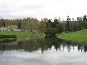 Hercules Garden at Blair Castle