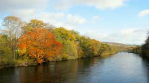 Autumn in Pitlochry