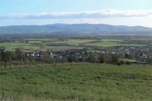 East end of Alyth