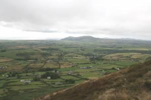 Southern Llŷn  from Carn Fadryn